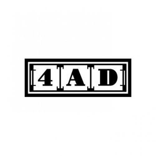4AD logotype