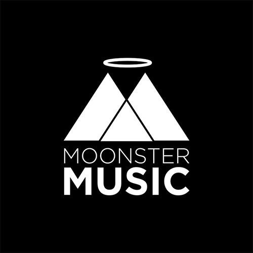 Moonster Music logotype