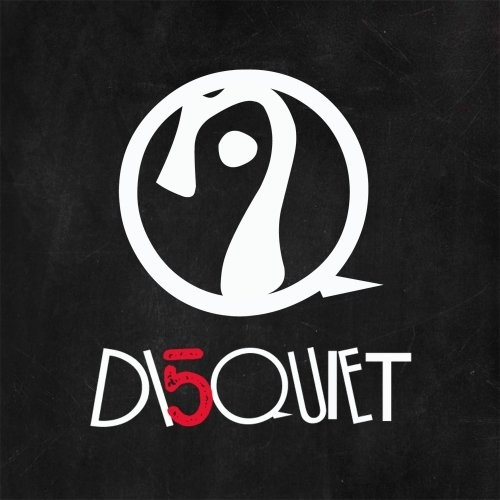 Di5quiet Records logotype