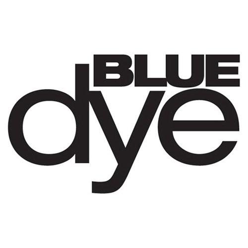 Blue Dye logotype
