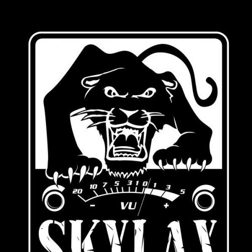 Skylax Records logotype