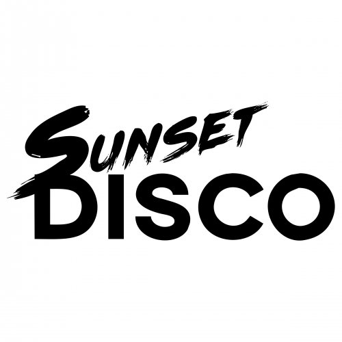Sunset Disco logotype