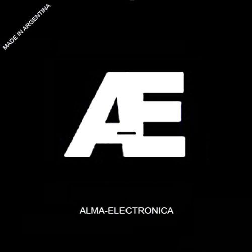Alma-Electronica logotype