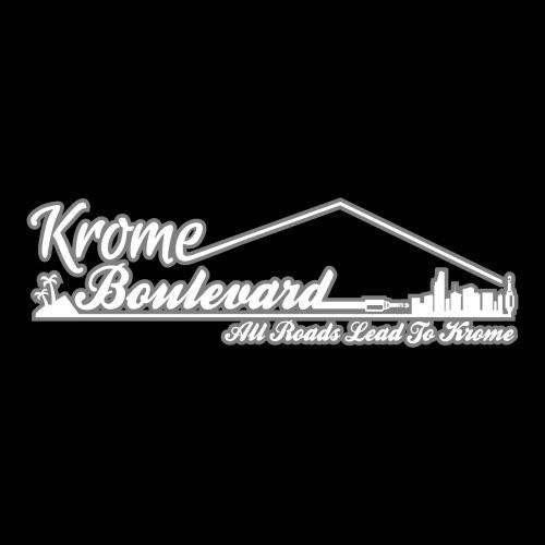 Krome Boulevard Music logotype