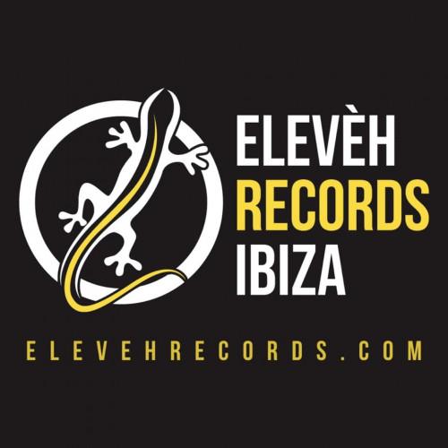 Eleveh Records Ibiza logotype