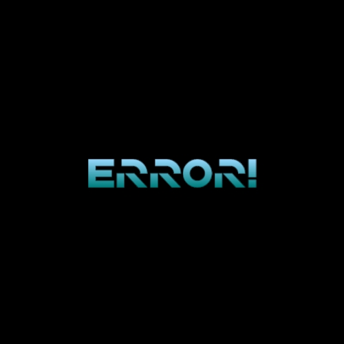ERROR! logotype