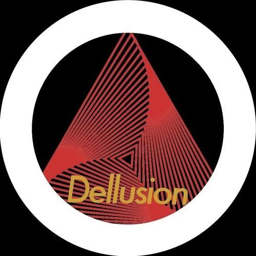 Dellusion Records logotype