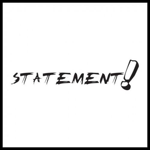 Statement! logotype