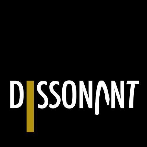 Dissonant logotype