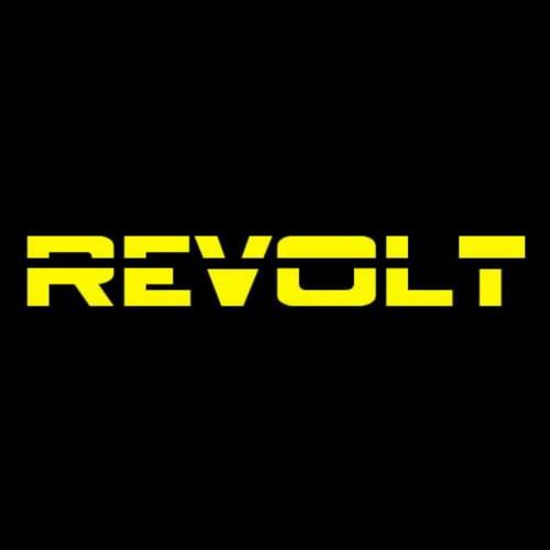 Revolt Records logotype