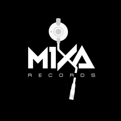 MIXA RECORDS logotype