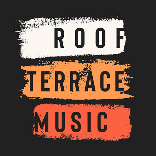 ROOF TERRACE MUSIC logotype