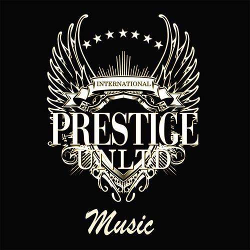 Prestige Unltd Music logotype
