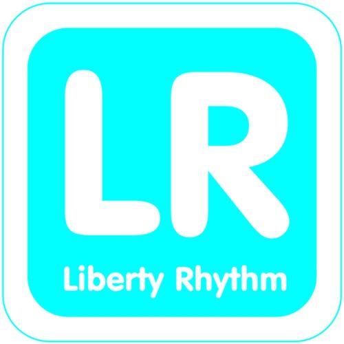 Liberty Rhythm logotype