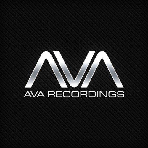 AVA Recordings (Black Hole) logotype