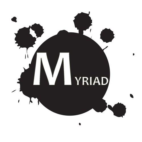 Myriad Black Records logotype