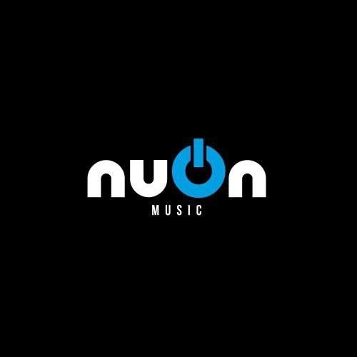 nuOn music logotype