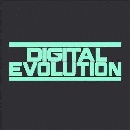 Digital Evolution Records logotype