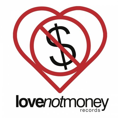 Love Not Money Records logotype