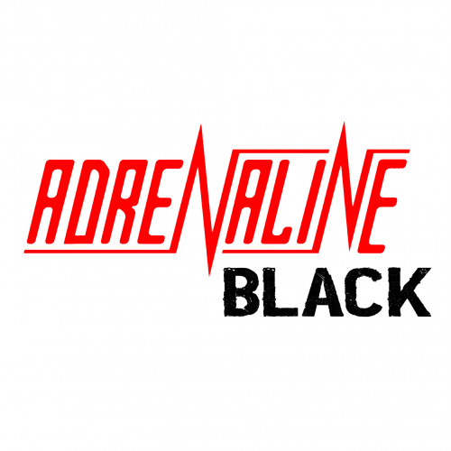 Adrenaline Black logotype