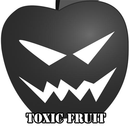 Toxic Fruit Records logotype