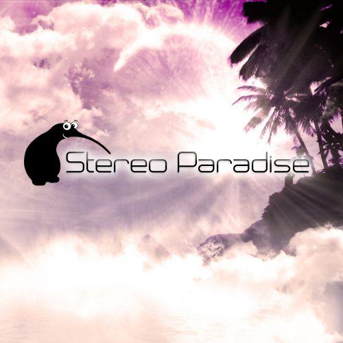 Stereo Paradise logotype
