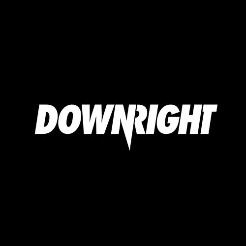Downright logotype