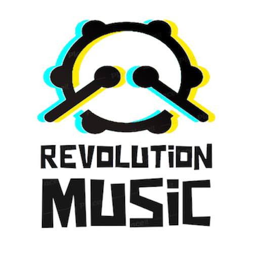 Revolution Music logotype