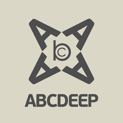 ABCDEEP Records logotype