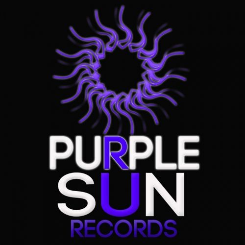 Purple Sun Records logotype