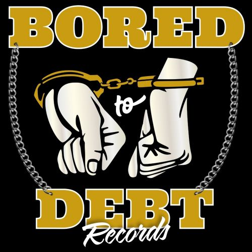 Bored To Debt Records logotype