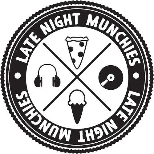Late Night Munchies logotype