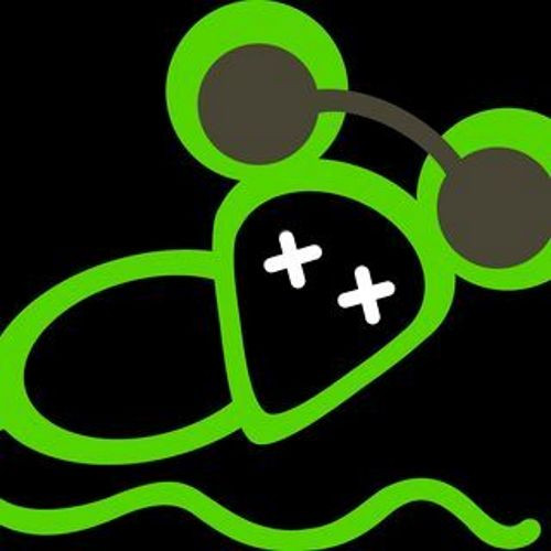 Green Mouse Records logotype
