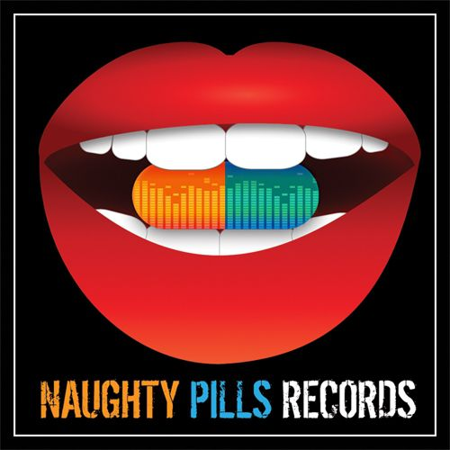 Naughty Pills Records logotype