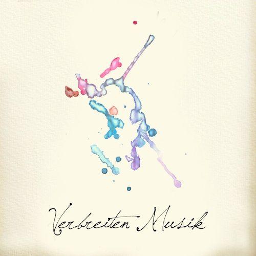Verbreiten Musik logotype