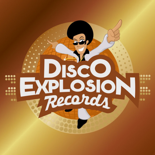 Disco Explosion Records logotype