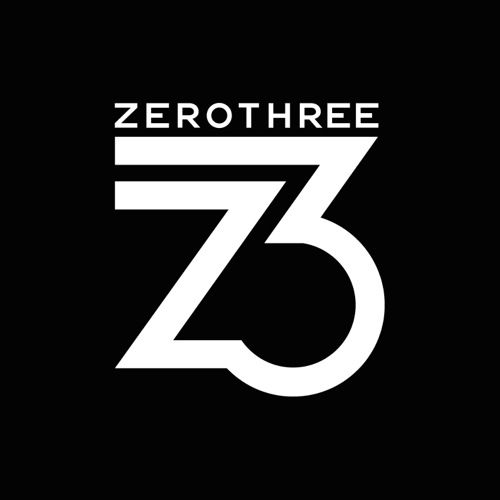 Zerothree logotype