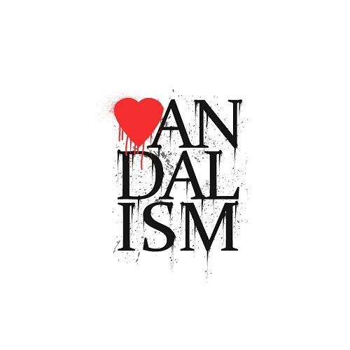 Vandalism Musique logotype