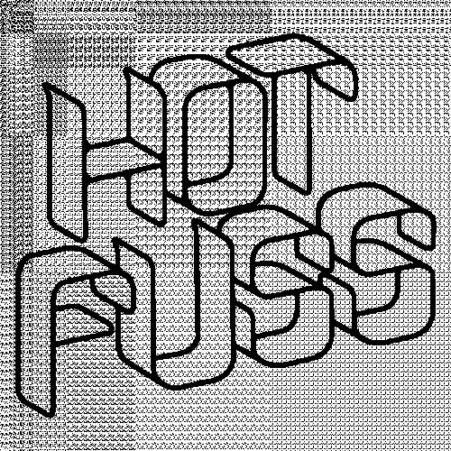 Hot Fuss logotype
