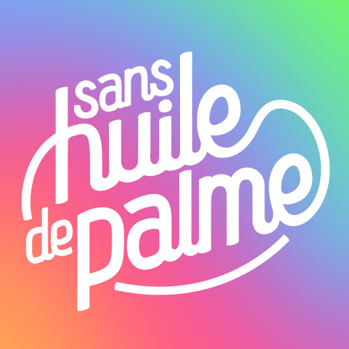 Sans Huile de Palme logotype