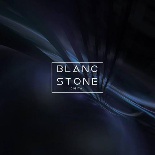 BLANC STONE DIGITAL logotype