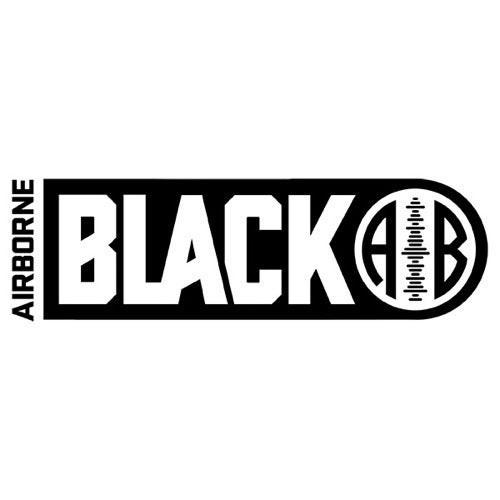 Airborne Black Records logotype