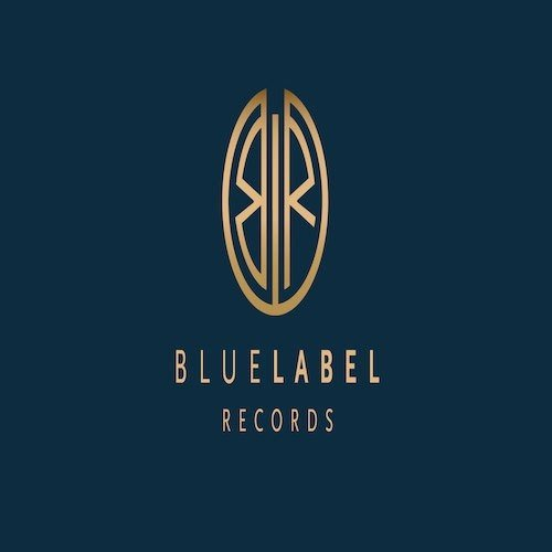 Blue Label Records logotype