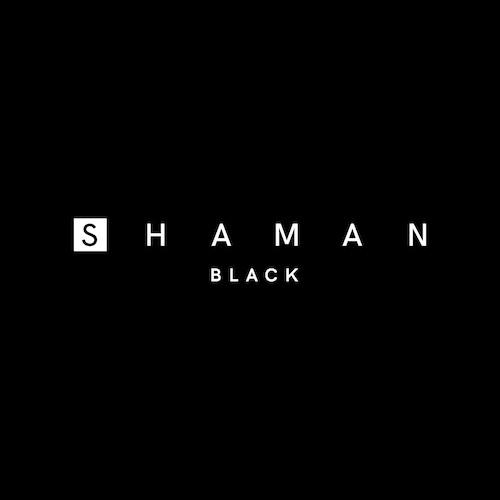 Shaman Black logotype