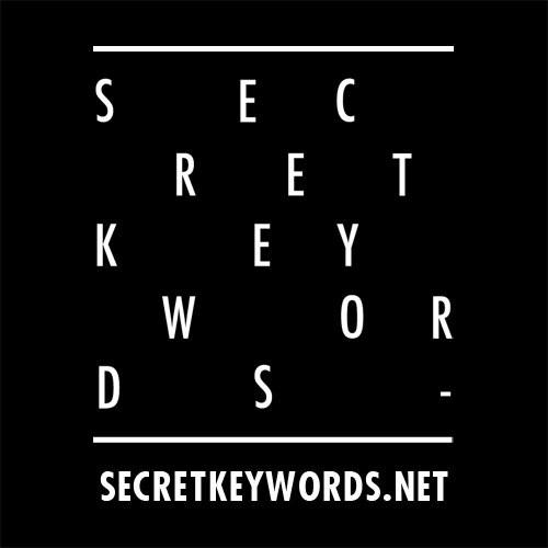 Secret Keywords logotype