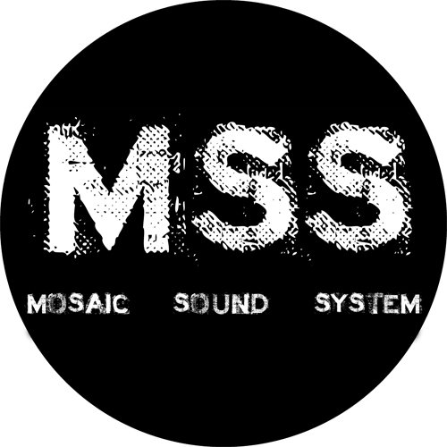 Mosaic Sound System logotype