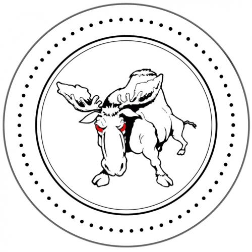 Roughmoose Records logotype