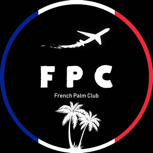 French Palm Club logotype