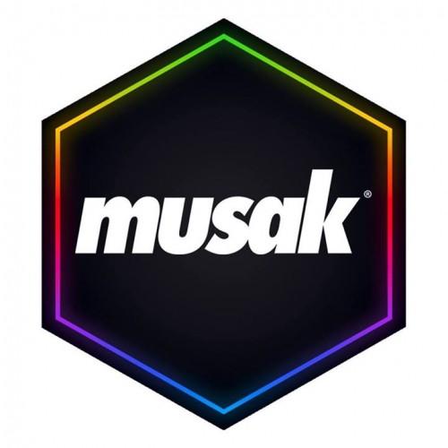 Musak Records logotype