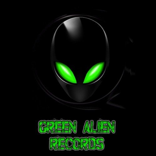 Green Alien Records logotype